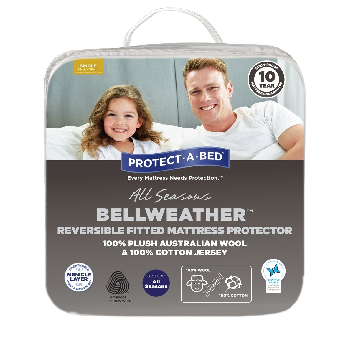 Protect-a-Bed Bellweather Mattress Protector