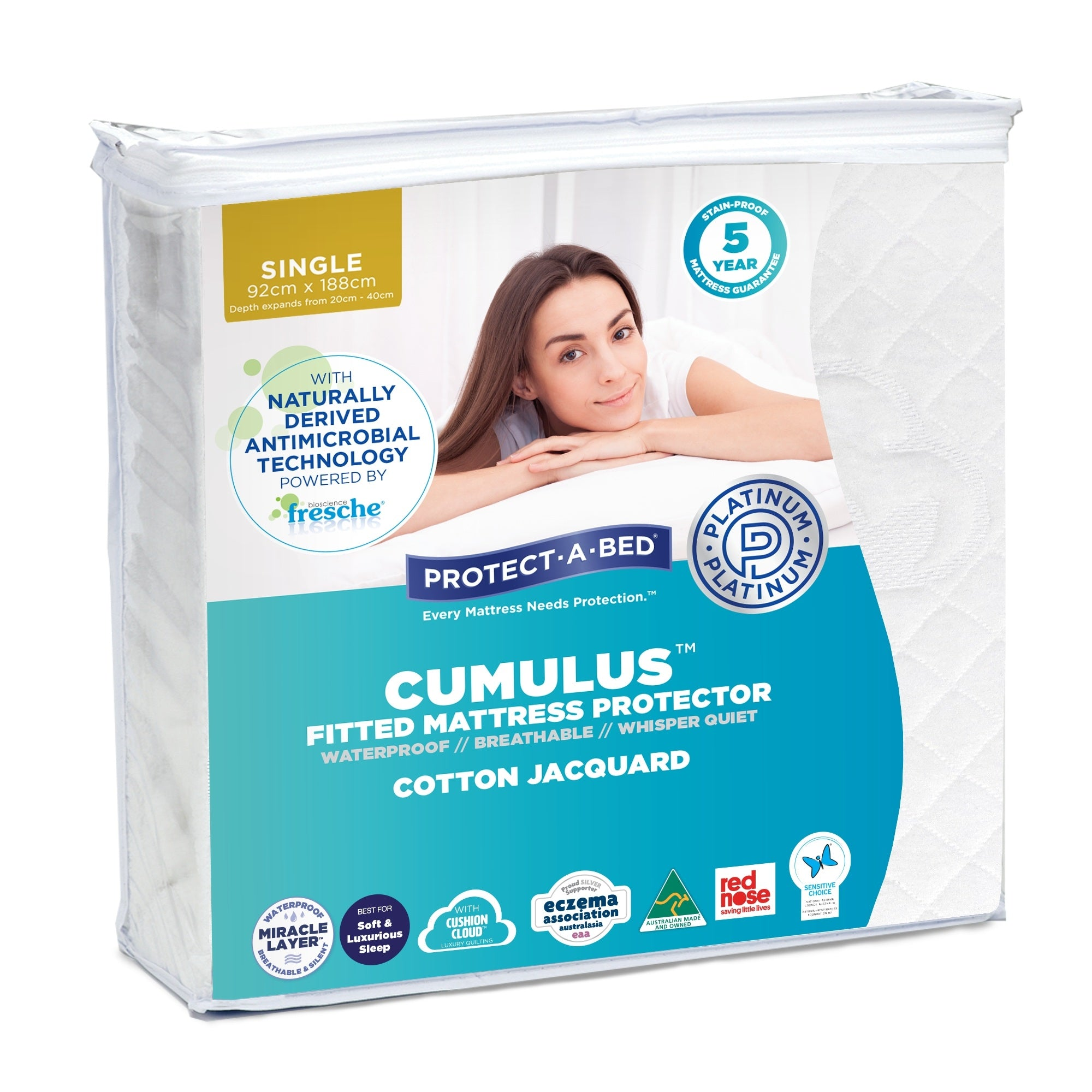 Protect-A-Bed Cumulus Mattress Protector