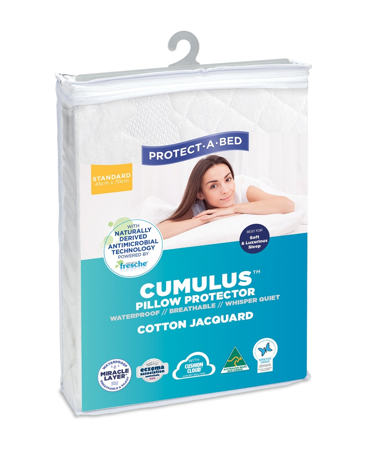 Protect-A-Bed Cumulus Pillow Protector