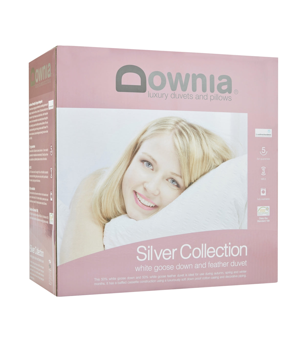 Downia Silver Collection Quilt