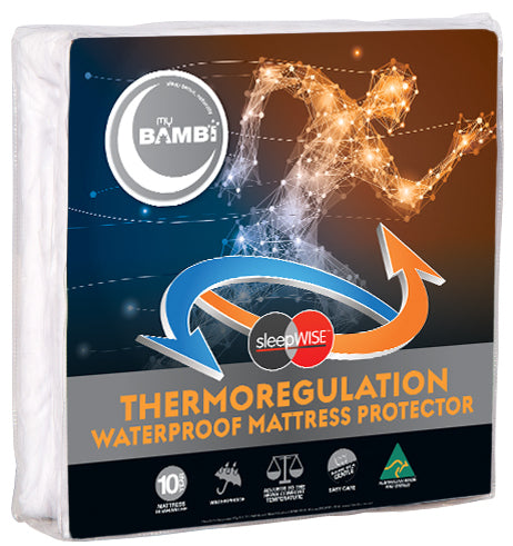 Bambi Sleepwise® Thermoregulation Mattress Protector