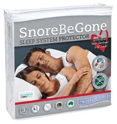 SnoreBeGone Sleep Positioning System Protector