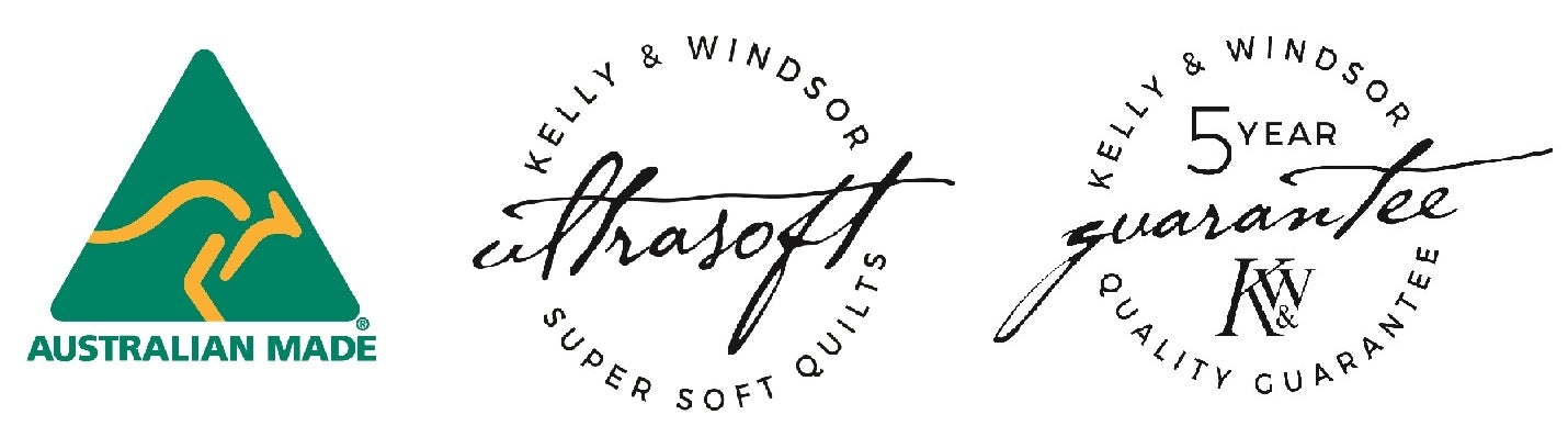 Kelly & Windsor Quality Logo