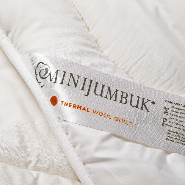 MiniJumbuk Thermal Wool Quilt