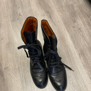 Primary Photo - BRAND: TODS STYLE: BOOTS ANKLE COLOR: BLACK SIZE: 8.5 SKU: 132-13219-197952