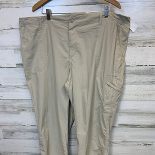 Primary Photo - BRAND: COLUMBIA STYLE: ATHLETIC PANTS COLOR: KHAKI SIZE: 24 SKU: 132-13262-39284