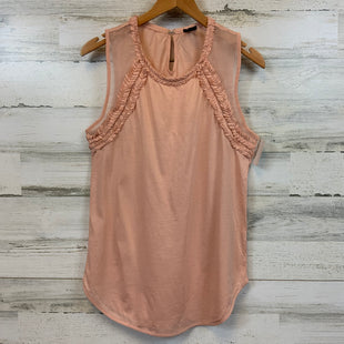 Primary Photo - BRAND: J CREW STYLE: TOP SLEEVELESS COLOR: PEACH SIZE: S SKU: 132-13219-198739