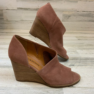 Primary Photo - BRAND: LUCKY BRAND STYLE: SHOES LOW HEEL COLOR: PINK SIZE: 7 SKU: 132-13211-100257