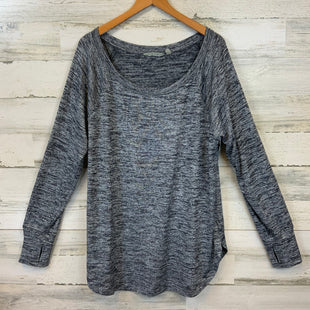 Primary Photo - BRAND: ATHLETA STYLE: ATHLETIC TOP COLOR: GREY SIZE: XL SKU: 132-13219-197781