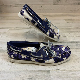 Primary Photo - BRAND: MILLY STYLE: SHOES FLATS COLOR: PURPLE SIZE: 7 SKU: 132-13211-100215