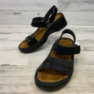 Primary Photo - BRAND: NAOT STYLE: SANDALS LOW COLOR: BLACK SIZE: 6 OTHER INFO: 36 SKU: 132-13219-197405