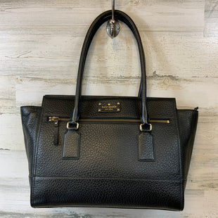 Primary Photo - BRAND: KATE SPADE STYLE: HANDBAG DESIGNER COLOR: BLACK SIZE: LARGE SKU: 132-13219-1971979.5 X 14 X 5