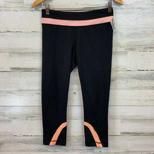 Primary Photo - BRAND: LULULEMON STYLE: ATHLETIC CAPRIS COLOR: BLACK SIZE: 6 SKU: 132-13219-197689