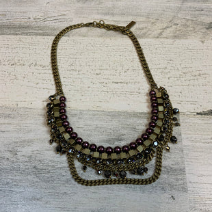 Primary Photo - BRAND: SILPADA STYLE: NECKLACE COLOR: BRONZE SKU: 132-13288-20541