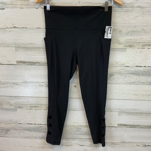 Primary Photo - BRAND: ATHLETA STYLE: ATHLETIC CAPRIS COLOR: BLACK SIZE: M SKU: 132-13219-198145