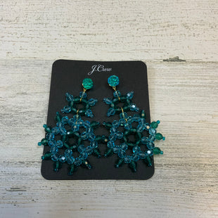 Primary Photo - BRAND: J CREW STYLE: EARRINGS COLOR: TURQUOISE SKU: 132-13288-19110
