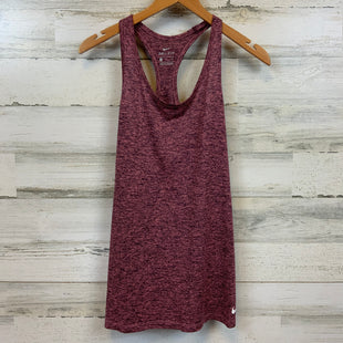 Primary Photo - BRAND: NIKE APPAREL STYLE: ATHLETIC TANK TOP COLOR: PINK SIZE: S SKU: 132-13288-20714