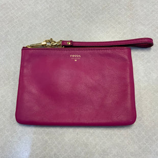 Primary Photo - BRAND: FOSSIL STYLE: WRISTLET COLOR: HOT PINK SKU: 132-13262-36883