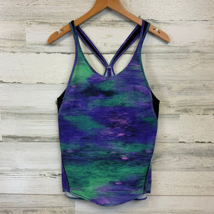 Primary Photo - BRAND: LULULEMON STYLE: ATHLETIC TANK TOP COLOR: PURPLE SIZE: S SKU: 132-13228-164659