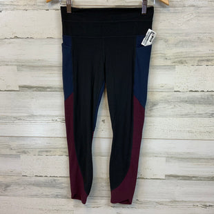 Primary Photo - BRAND: ATHLETA STYLE: ATHLETIC CAPRIS COLOR: BLACK SIZE: S SKU: 132-13219-198232