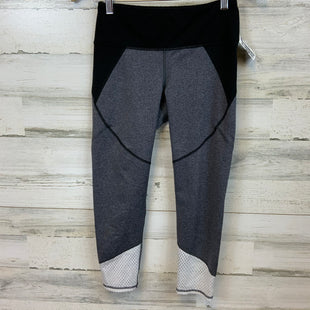 Primary Photo - BRAND: LUCY STYLE: ATHLETIC CAPRIS COLOR: GREY SIZE: S SKU: 132-13228-163936
