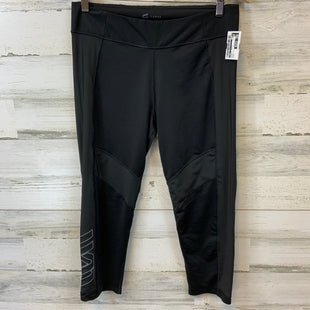 Primary Photo - BRAND:  SECOND SKIN STYLE: ATHLETIC CAPRIS COLOR: BLACK SIZE: L OTHER INFO: SECOND SKIN - COMPRESSION SKU: 132-13288-19876