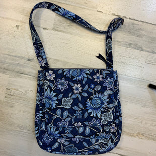 Primary Photo - BRAND: VERA BRADLEY CLASSIC STYLE: HANDBAG COLOR: BLUE SIZE: MEDIUM OTHER INFO: 13 X 2.5 X 12 SKU: 132-13260-14104