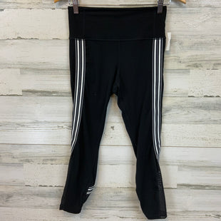 Primary Photo - BRAND: ATHLETA STYLE: ATHLETIC CAPRIS COLOR: BLACK SIZE: S SKU: 132-13219-198230