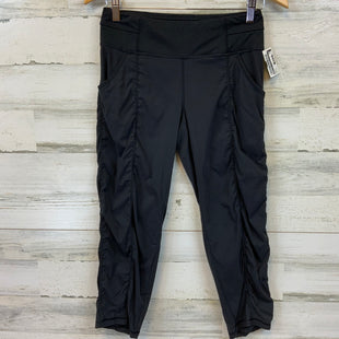 Primary Photo - BRAND: LUCY STYLE: ATHLETIC CAPRIS COLOR: BLACK SIZE: XS SKU: 132-13219-198031