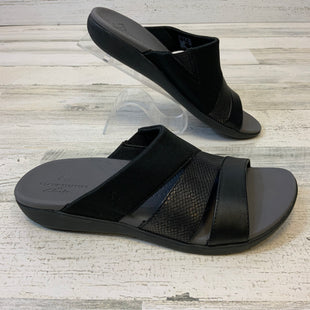 Primary Photo - BRAND: CLARKS STYLE: SANDALS FLAT COLOR: BLACK SIZE: 7 SKU: 132-13219-197671