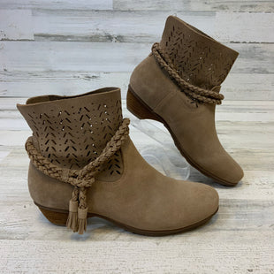 Primary Photo - BRAND:  ABEOSTYLE: BOOTS ANKLE COLOR: BROWN SIZE: 7.5 OTHER INFO: ABEO - SKU: 132-13211-99952