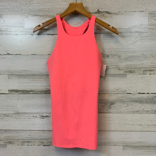 Primary Photo - BRAND:  CMB STYLE: ATHLETIC TANK TOP COLOR: ORANGE SIZE: M OTHER INFO: MONTIEL - 8-10 SKU: 132-13262-38645