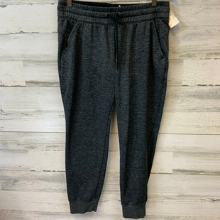 Primary Photo - BRAND: ADIDAS STYLE: ATHLETIC PANTS COLOR: GREY SIZE: M SKU: 132-13288-20607