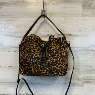 Primary Photo - BRAND: TALBOTS O STYLE: HANDBAG COLOR: ANIMAL PRINT SIZE: MEDIUM SKU: 132-13211-99896