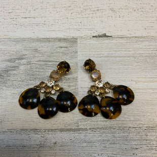 Primary Photo - BRAND: J CREW STYLE: EARRINGS COLOR: BROWN SKU: 132-13288-19111