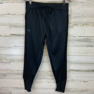 Primary Photo - BRAND: UNDER ARMOUR STYLE: ATHLETIC PANTS COLOR: BLACK SIZE: S SKU: 132-13219-198027