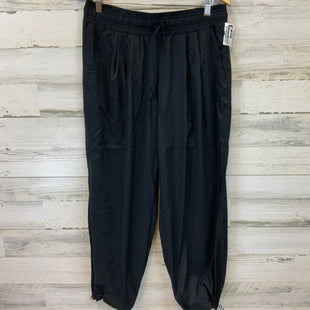 Primary Photo - BRAND: ATHLETA STYLE: ATHLETIC PANTS COLOR: BLACK SIZE: M OTHER INFO: 10 PLEATED GATHERED ANKLE SKU: 132-13288-20881