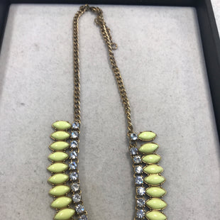 Primary Photo - BRAND: J CREW STYLE: NECKLACE COLOR: YELLOW SKU: 132-13219-196735
