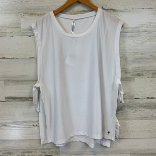 Primary Photo - BRAND: FABLETICS STYLE: ATHLETIC TANK TOP COLOR: WHITE SIZE: L SKU: 132-13219-197692
