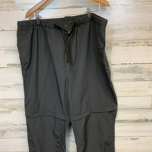 Primary Photo - BRAND:   CMC STYLE: ATHLETIC PANTS COLOR: GREY SIZE: 3X OTHER INFO: TRAVEL SMITH - ZIP OFF PANTS TO SHORTS SKU: 132-13262-39287