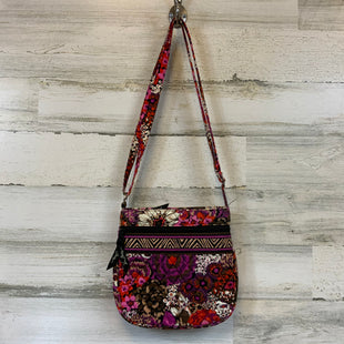Primary Photo - BRAND: VERA BRADLEY CLASSIC STYLE: HANDBAG COLOR: PINK SIZE: SMALL MEASUREMENTS: 9X1.5X8SKU: 132-13219-197283