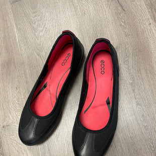 Primary Photo - BRAND: ECCO STYLE: SHOES FLATS COLOR: BLACK SIZE: 10 OTHER INFO: 41 SKU: 132-13219-198323