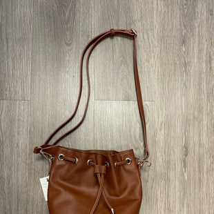 Primary Photo - BRAND:    CLOTHES MENTOR STYLE: HANDBAG COLOR: BROWN SIZE: SMALL SKU: 132-13288-20577