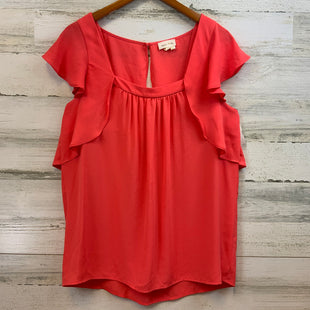 Primary Photo - BRAND: MEADOW RUE STYLE: TOP SLEEVELESS COLOR: ORANGE SIZE: M SKU: 132-13228-158979