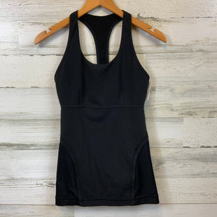 Primary Photo - BRAND: LULULEMON STYLE: ATHLETIC TANK TOP COLOR: BLACK SIZE: 6 SKU: 132-13211-99802