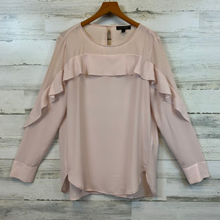 Primary Photo - BRAND: BANANA REPUBLIC STYLE: BLOUSE COLOR: PINK SIZE: S SKU: 132-13219-198747