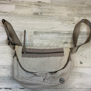Primary Photo - BRAND: LULULEMON STYLE: FANNY PACK COLOR: BROWN SIZE: SMALL SKU: 132-13219-198843