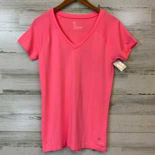 Primary Photo - BRAND: GAPFIT STYLE: ATHLETIC TOP SHORT SLEEVE COLOR: PINK SIZE: S SKU: 132-13262-38505