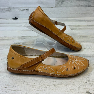 Primary Photo - BRAND:  PIKOLINOS STYLE: SHOES FLATS COLOR: BROWN SIZE: 7.5 OTHER INFO: PIKOLINOS - 38 SKU: 132-13281-13962