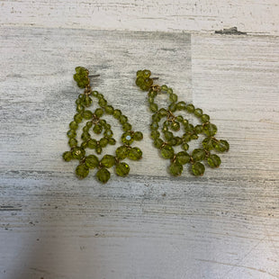 Primary Photo - BRAND: J CREW STYLE: EARRINGS COLOR: GREEN SKU: 132-13288-19105